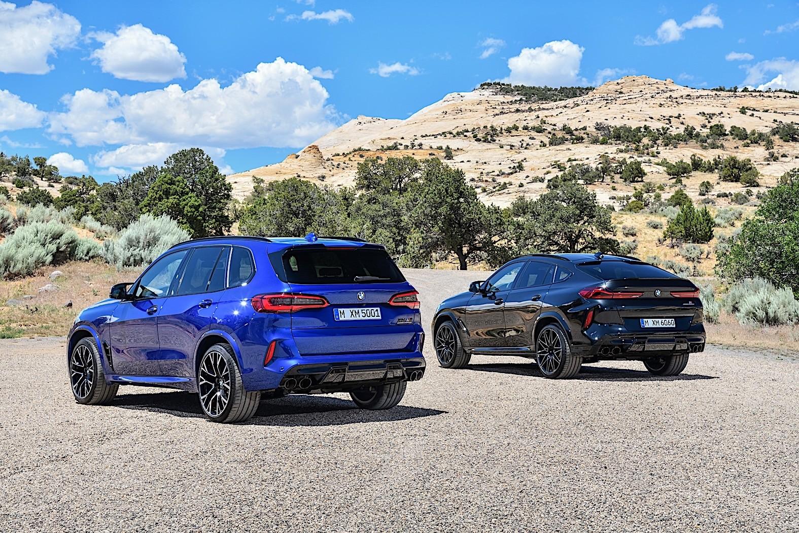 2020 BMW X5 M Review - autoevolution