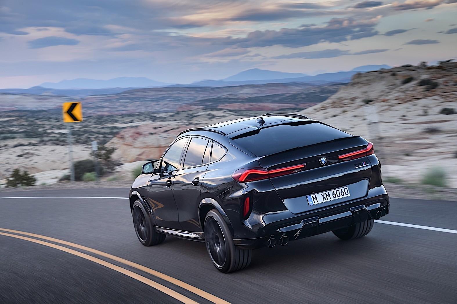 2020 BMW X6 M Review - autoevolution