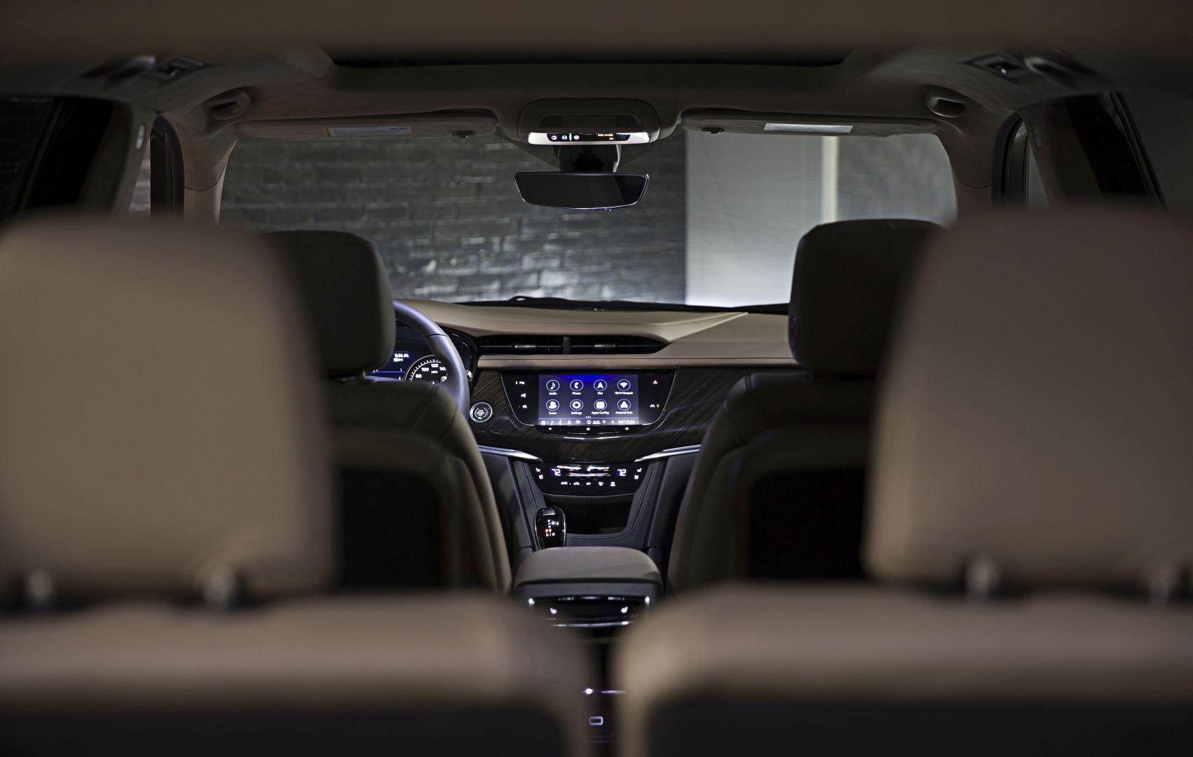 Cadillac Xt Review