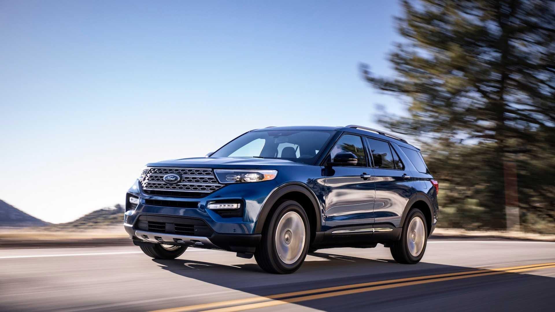 2020 Ford Explorer Review - autoevolution