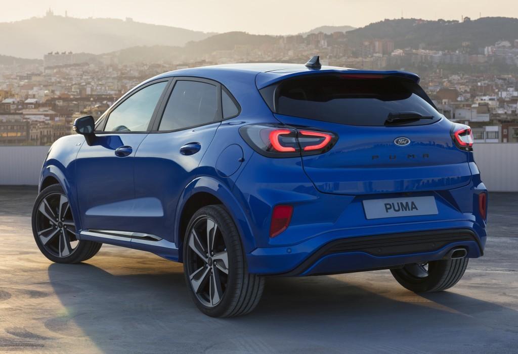 2020 ford puma review - autoevolution