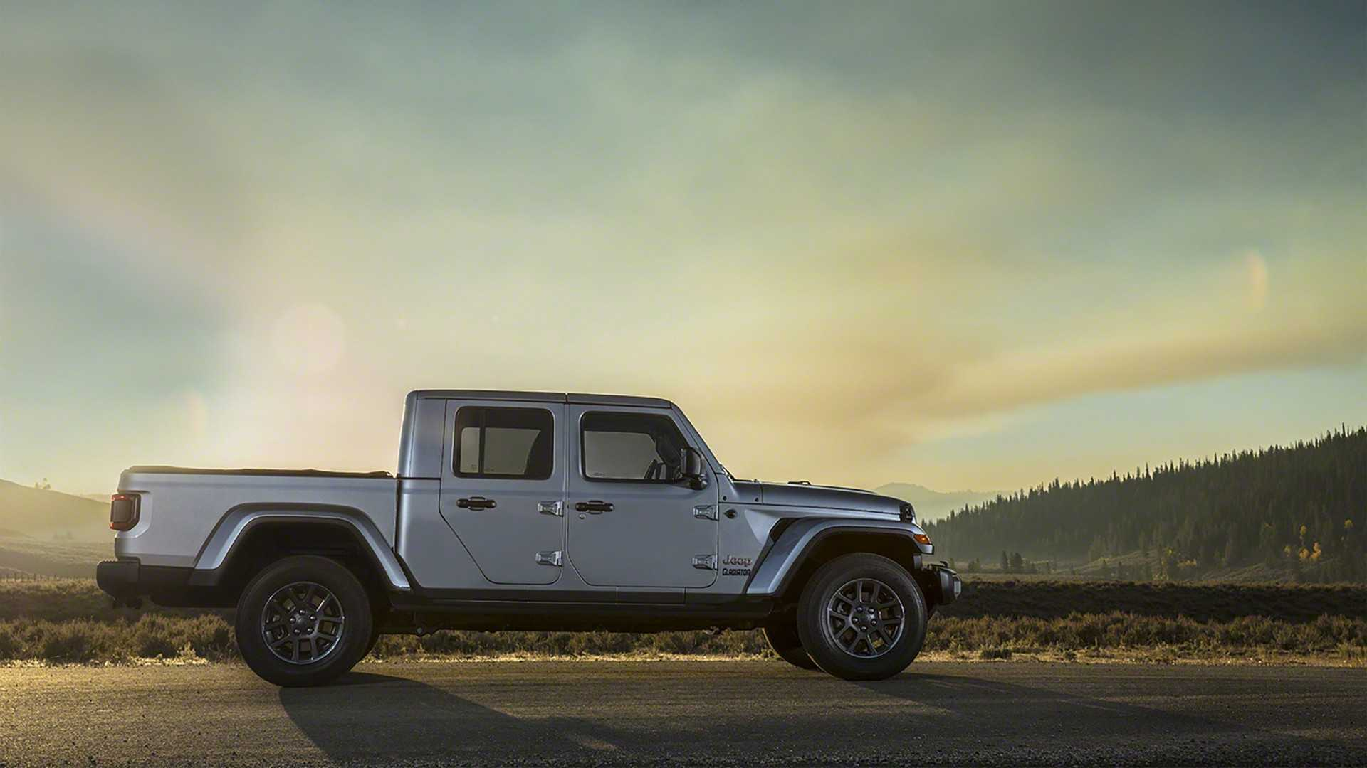 2020 Jeep Gladiator Review Autoevolution