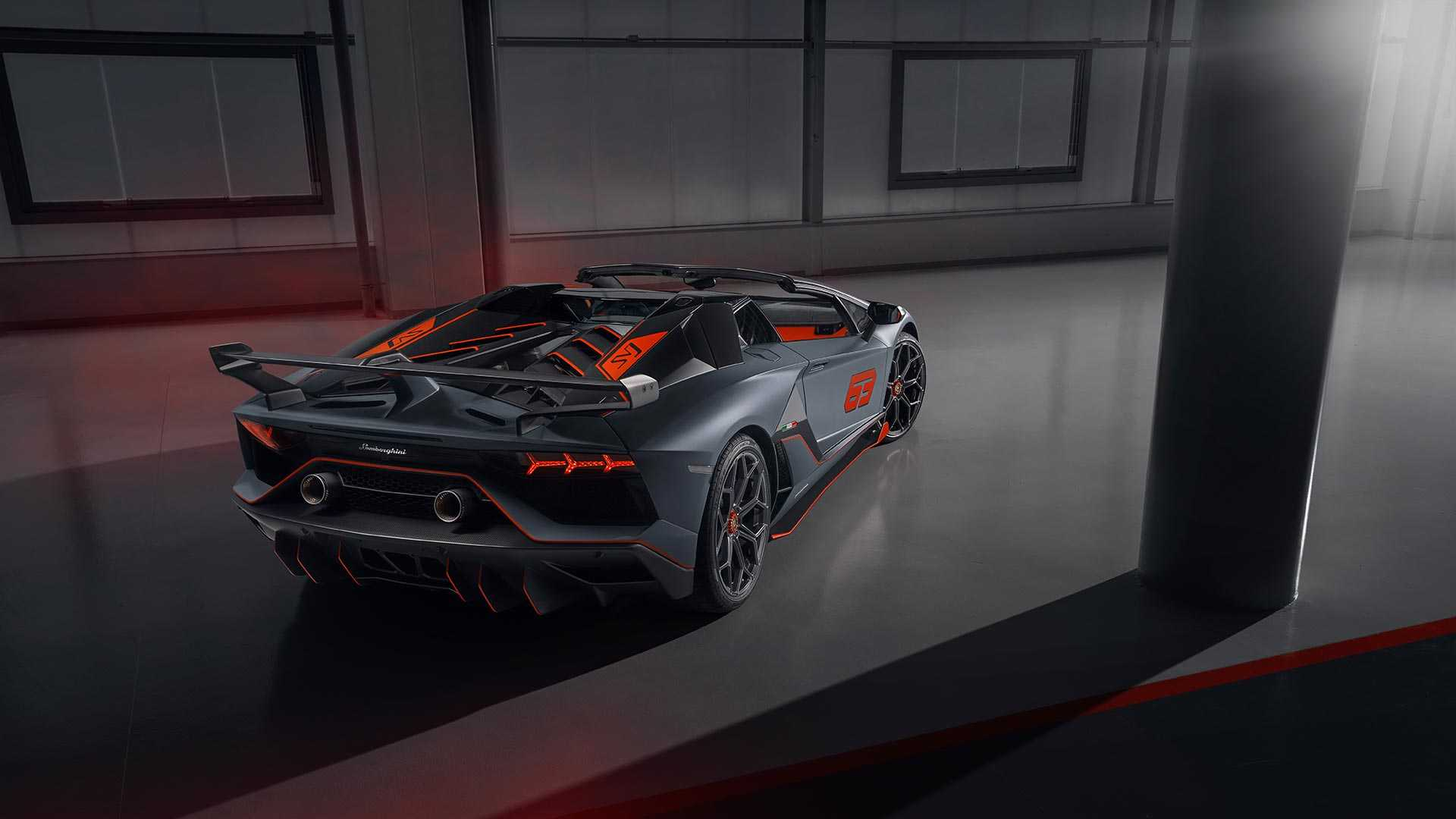 2020 Lamborghini Aventador Svj 63 Roadster Review