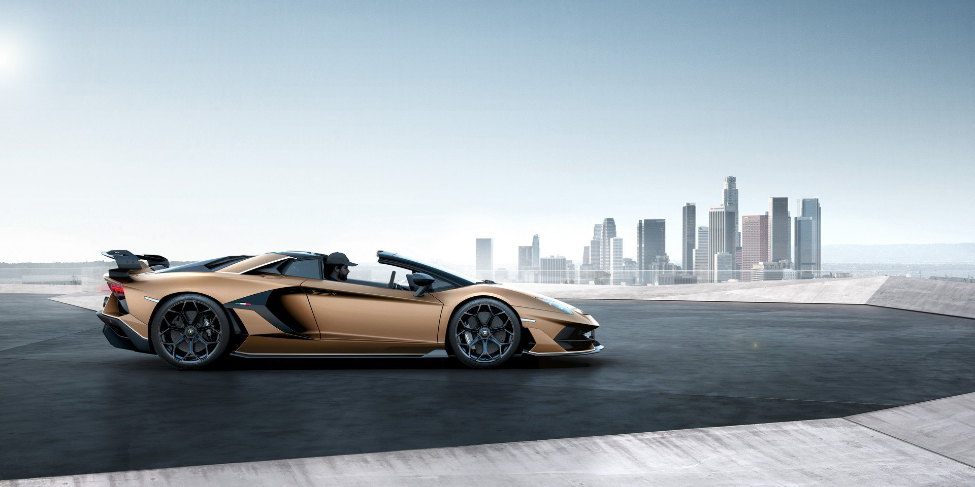 2020 Lamborghini Aventador Svj Roadster Review Autoevolution