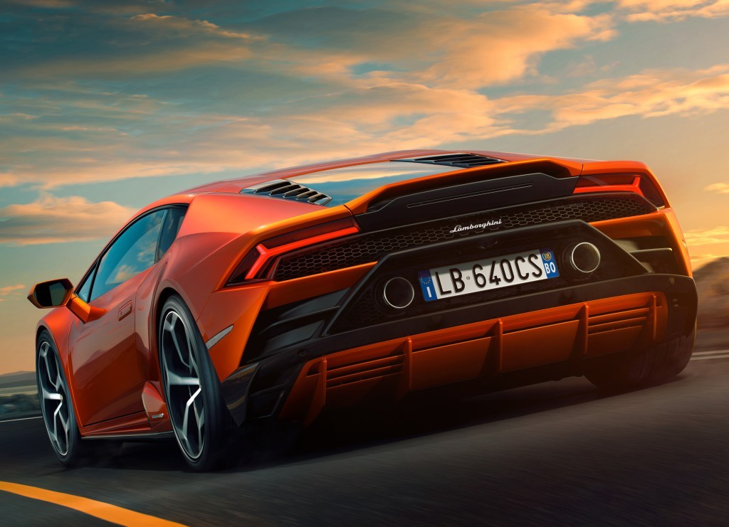 2020 Lamborghini Huracan Evo Review Autoevolution