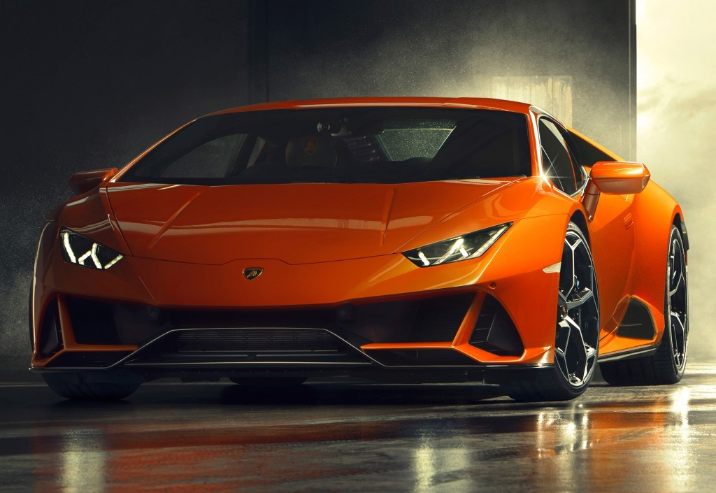 Top 10 Fastest Cars >> 2020 Lamborghini Huracan Evo Review - autoevolution