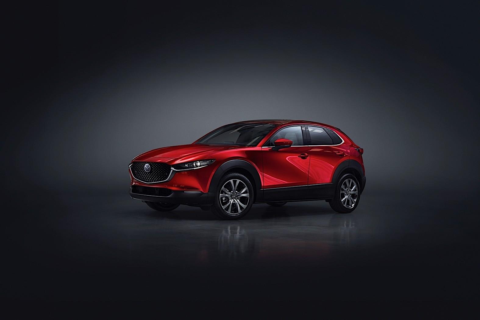 2020 Mazda CX-30 Review - autoevolution