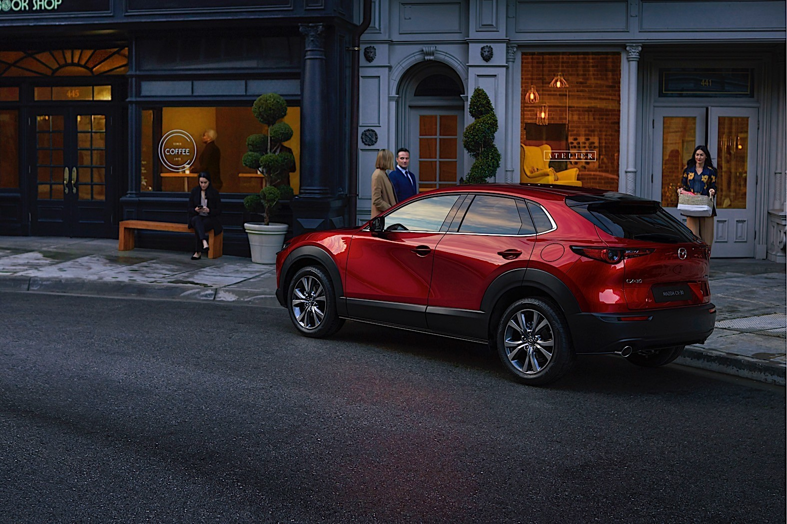 Mazda 3 Skyactiv >> 2020 Mazda CX-30 Review - autoevolution