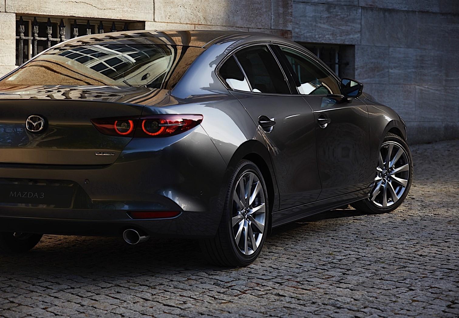 2020 Mazda3 Review - autoevolution