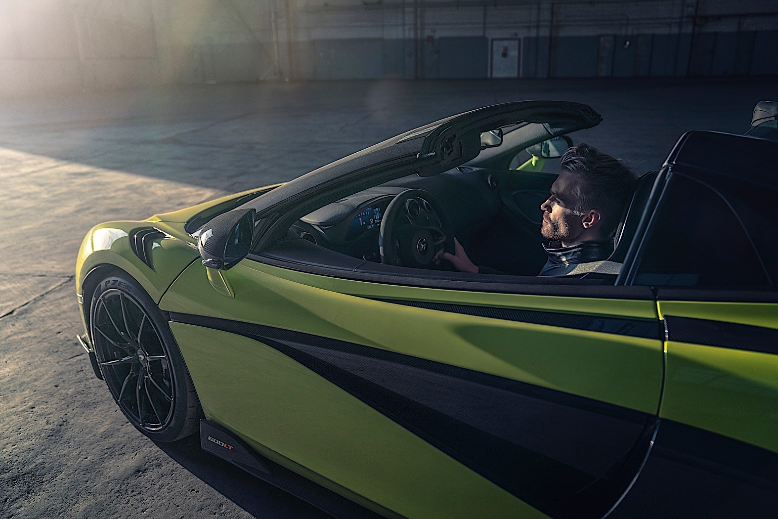 2020 Mclaren 600lt Spider Review Autoevolution