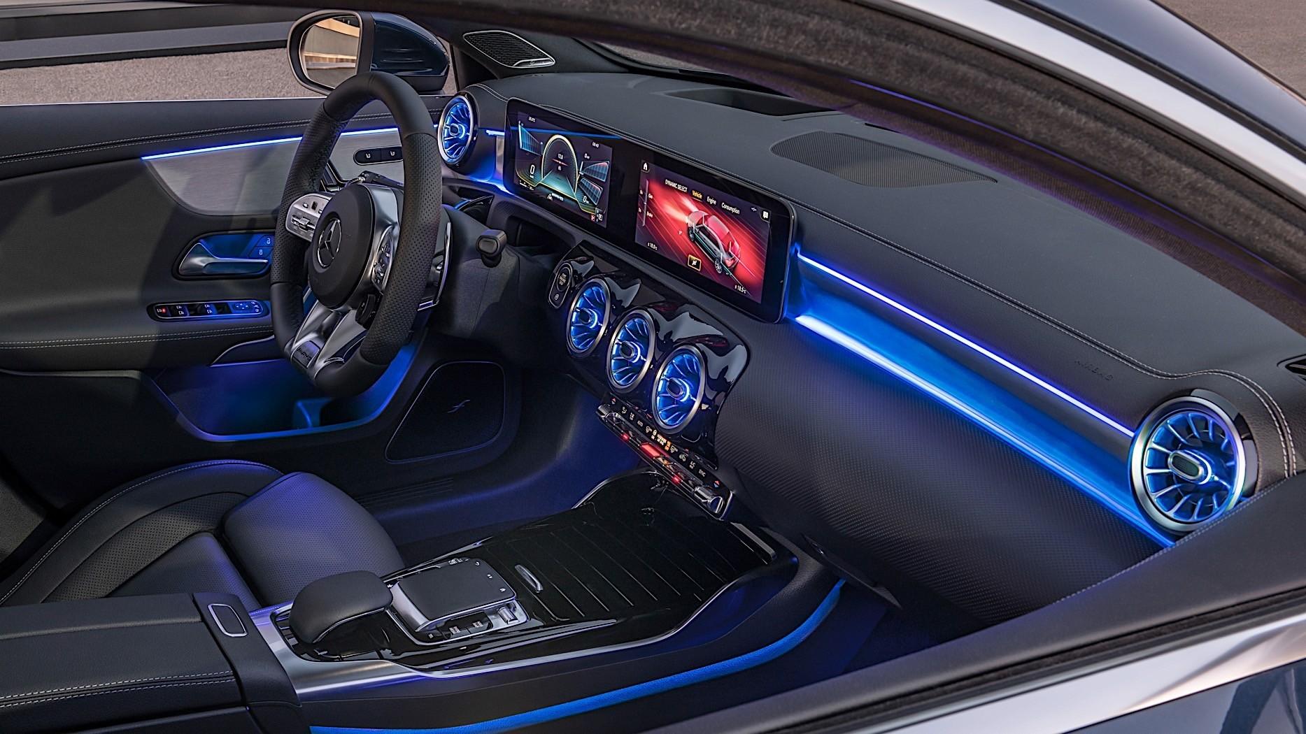 2020 mercedes-amg a 35 sedan review