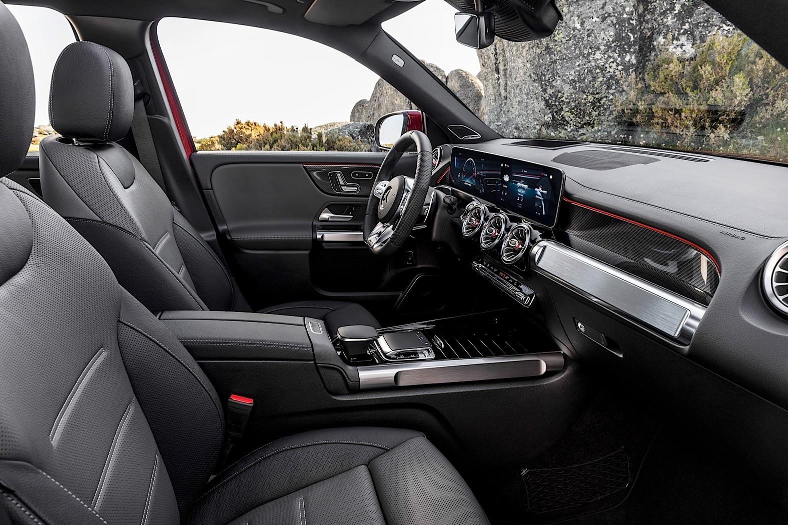 2020 Mercedes-AMG GLB 35 4MATIC Review - autoevolution