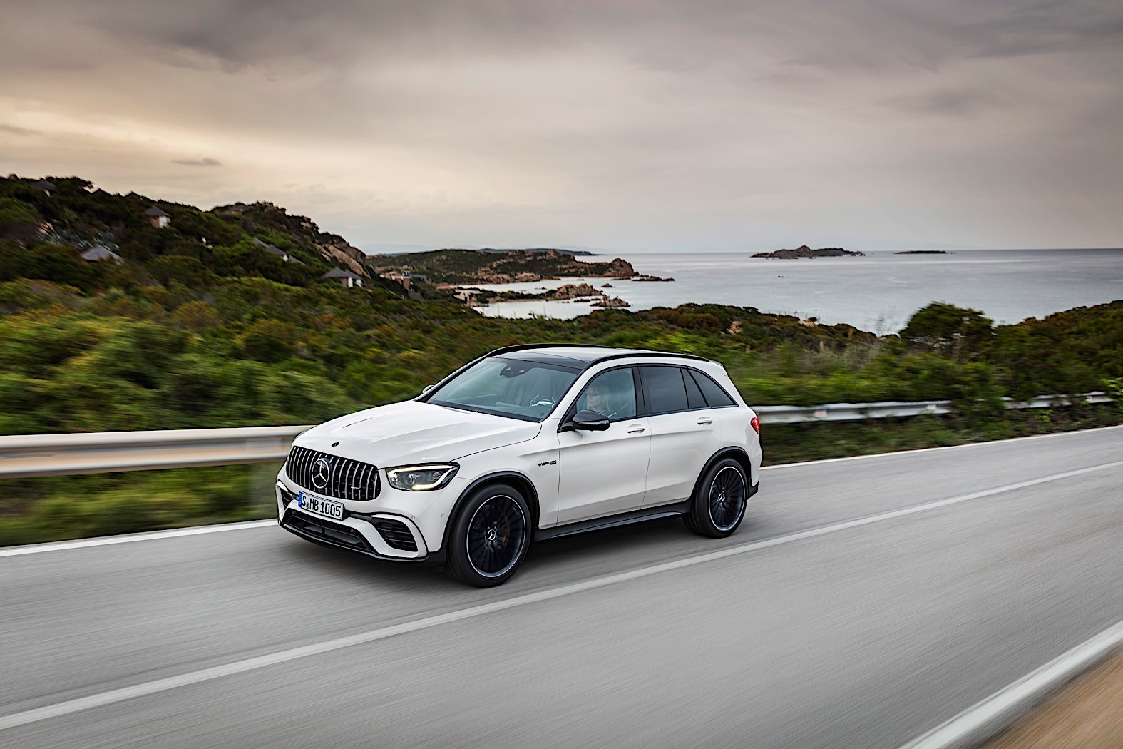 2020 Mercedes – Benz GLC Full Review >> 2020 Mercedes Amg Glc 63 Review Autoevolution