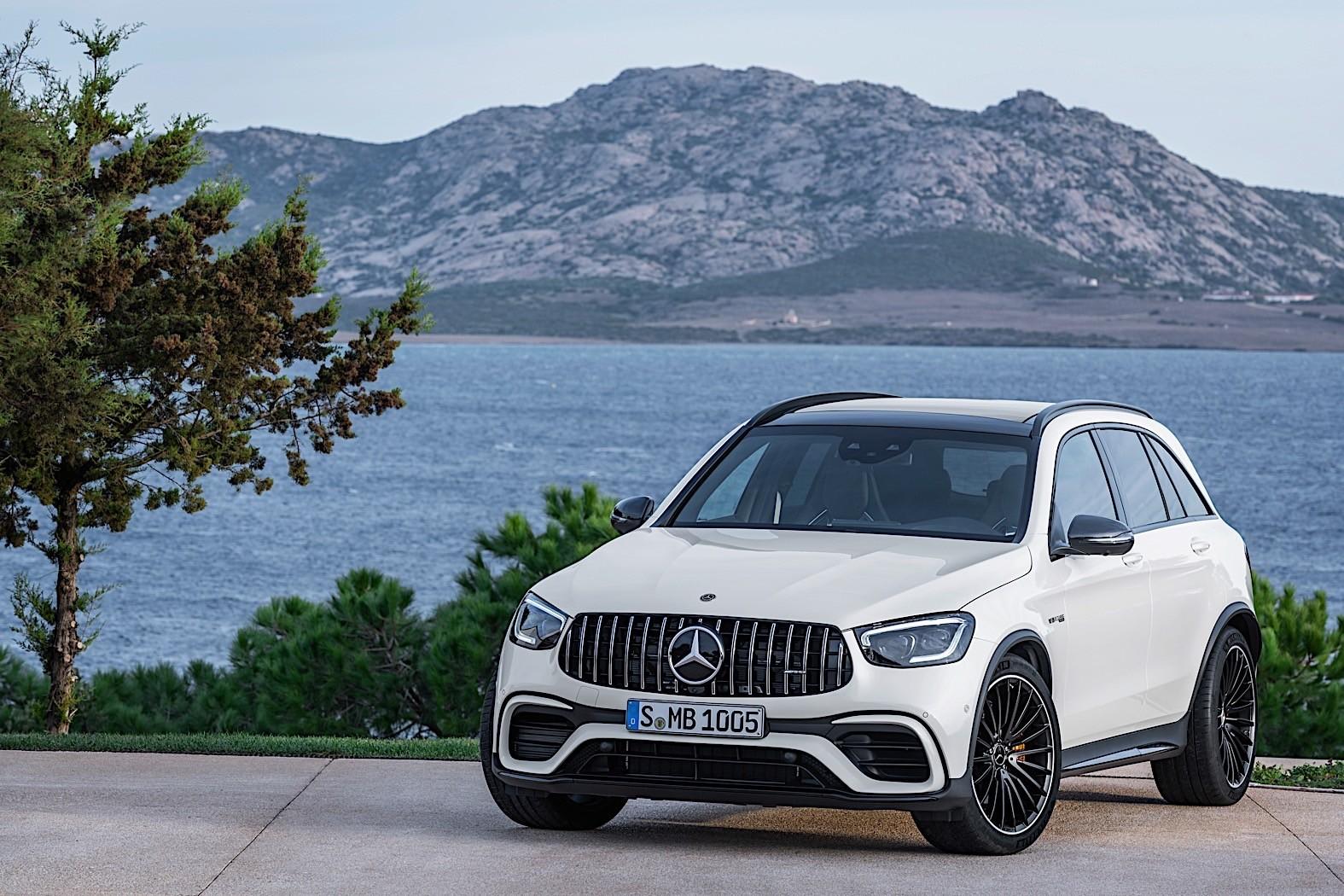 2020 Mercedes-AMG GLC 63 Review - autoevolution
