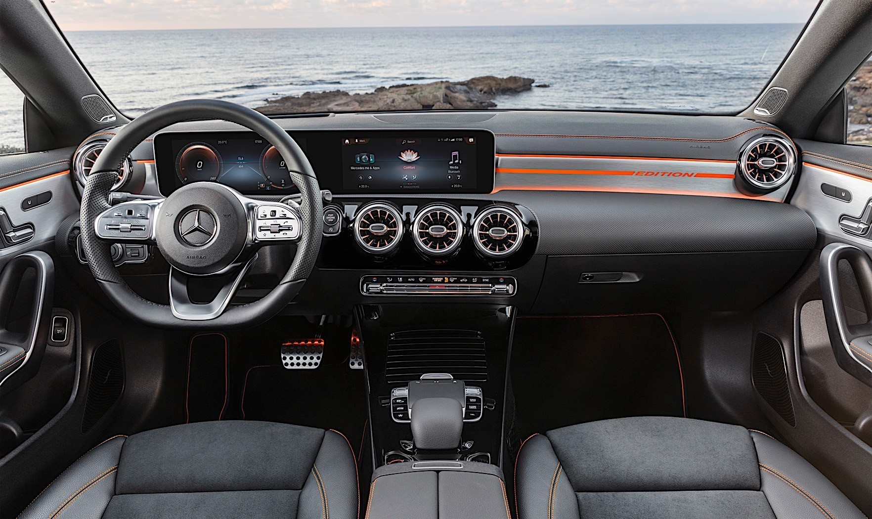 2020 Mercedes Benz CLA Review Autoevolution
