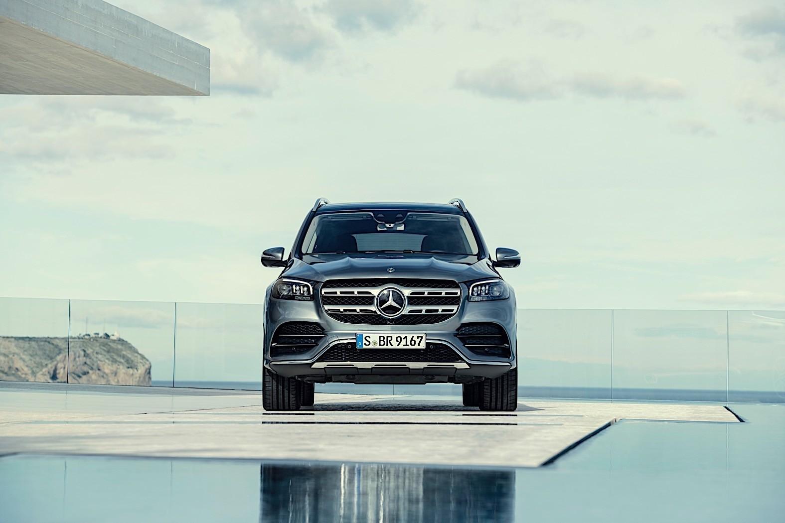 2020 Mercedes – Benz GLS New Engine, Price Updates >> 2020 Mercedes Benz Gls Review Autoevolution