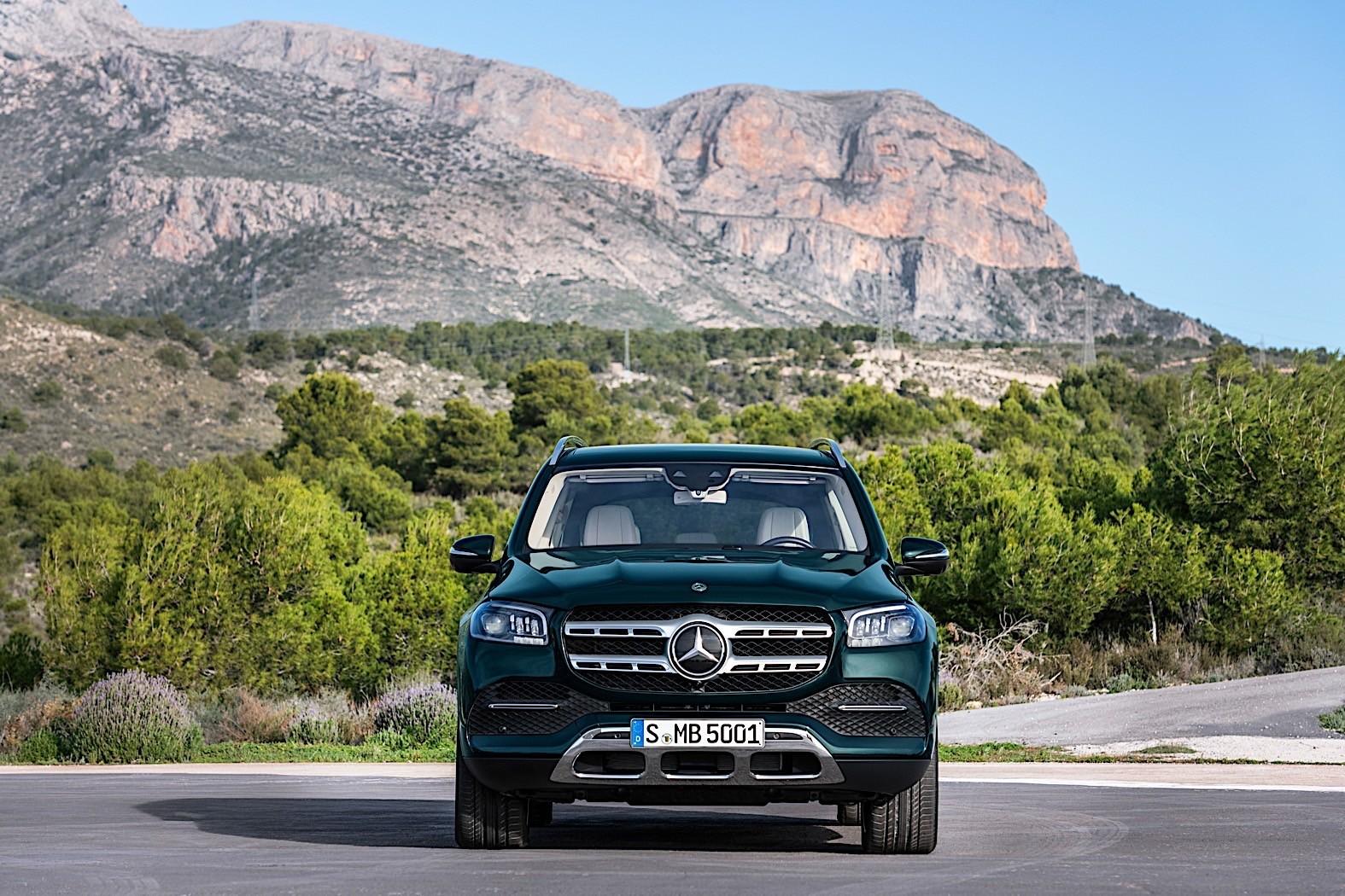 2020 Mercedes-Benz GLS Review - autoevolution