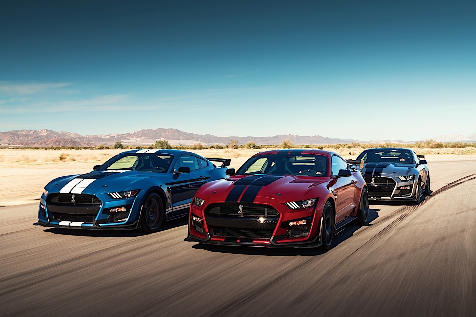 Shelby Cobra Gt500 2017 >> 2020 Mustang Shelby GT500 Review - autoevolution