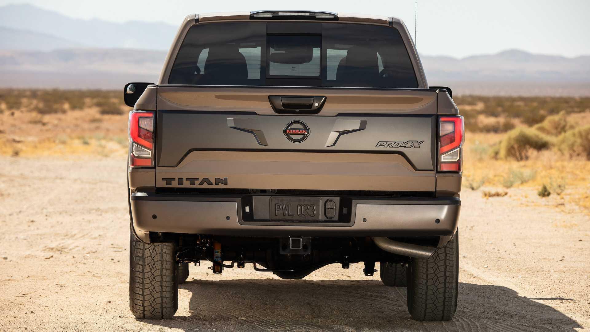 2020 Nissan Titan Review Autoevolution