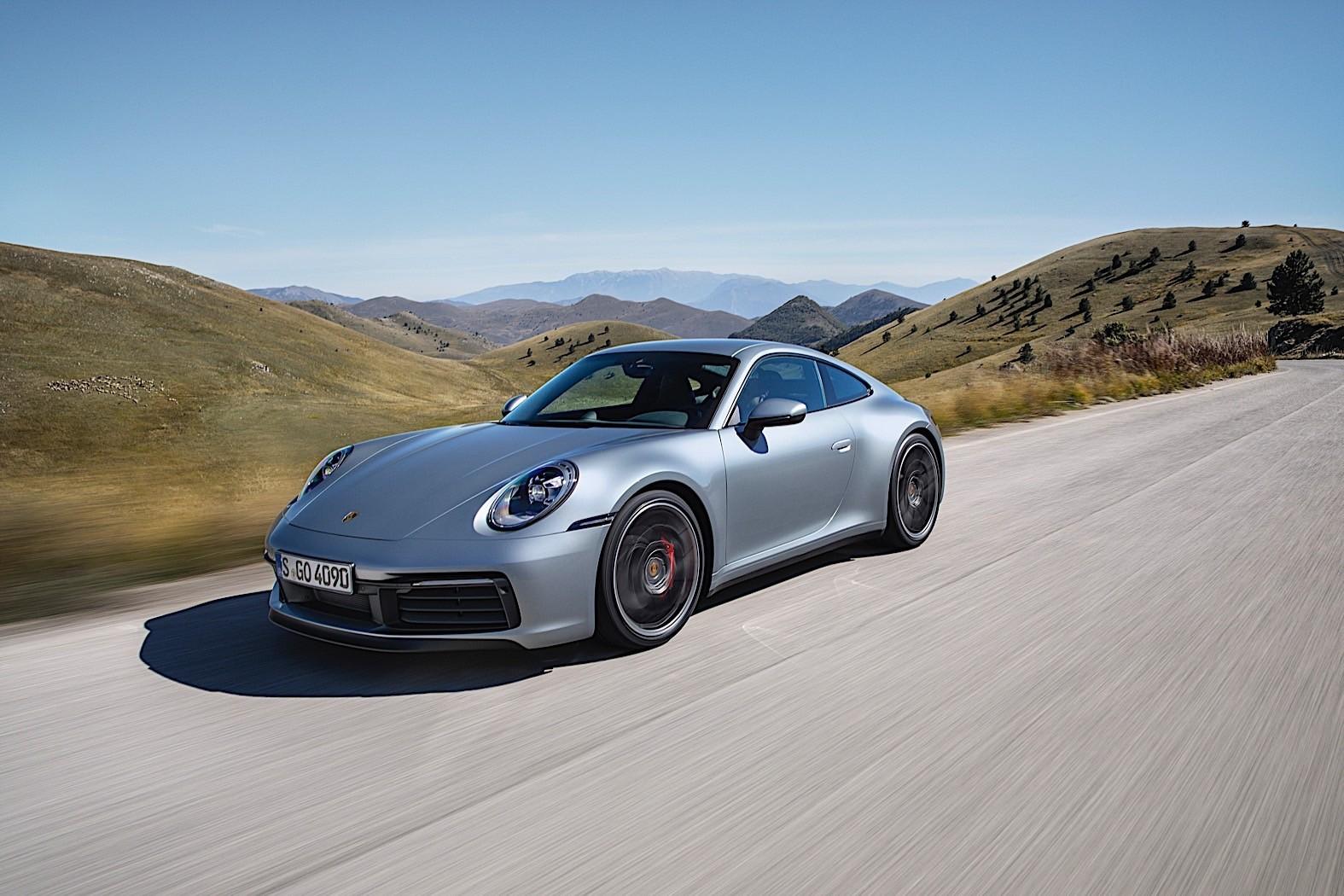 2020 Porsche 911 Carrera S Review - autoevolution