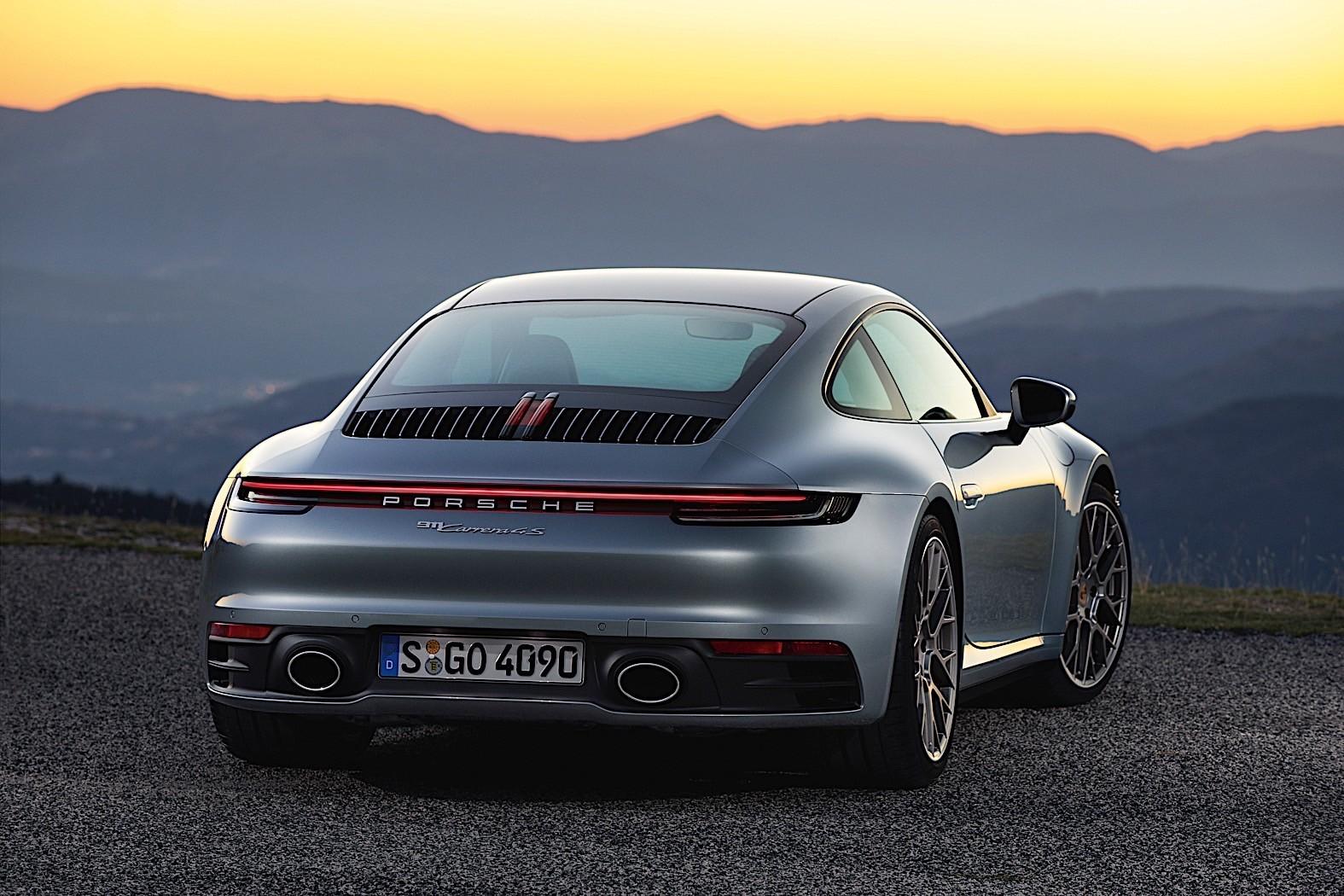 2020 Porsche 911 Carrera S Review Autoevolution