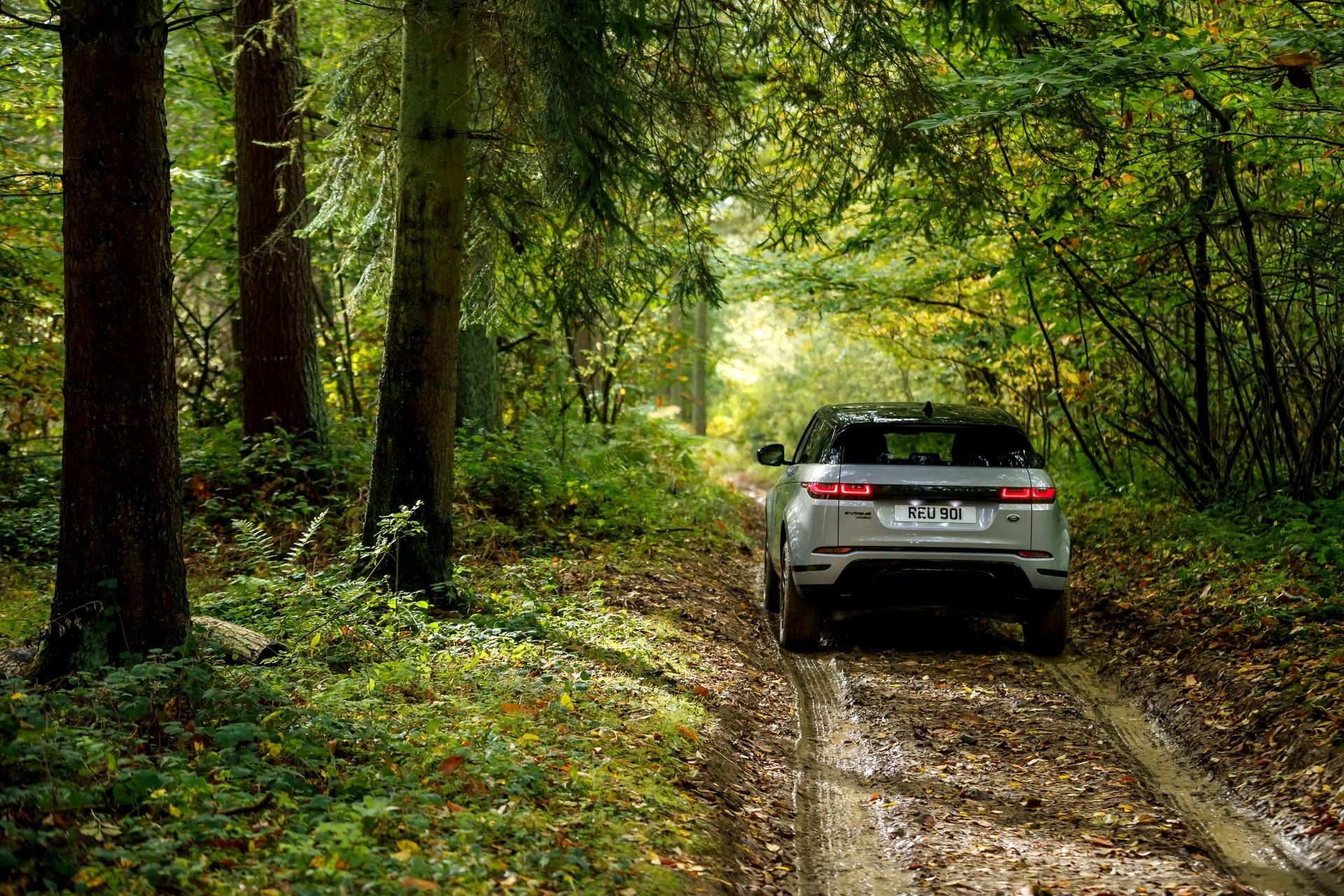 2020 Range Rover Evoque Review Autoevolution