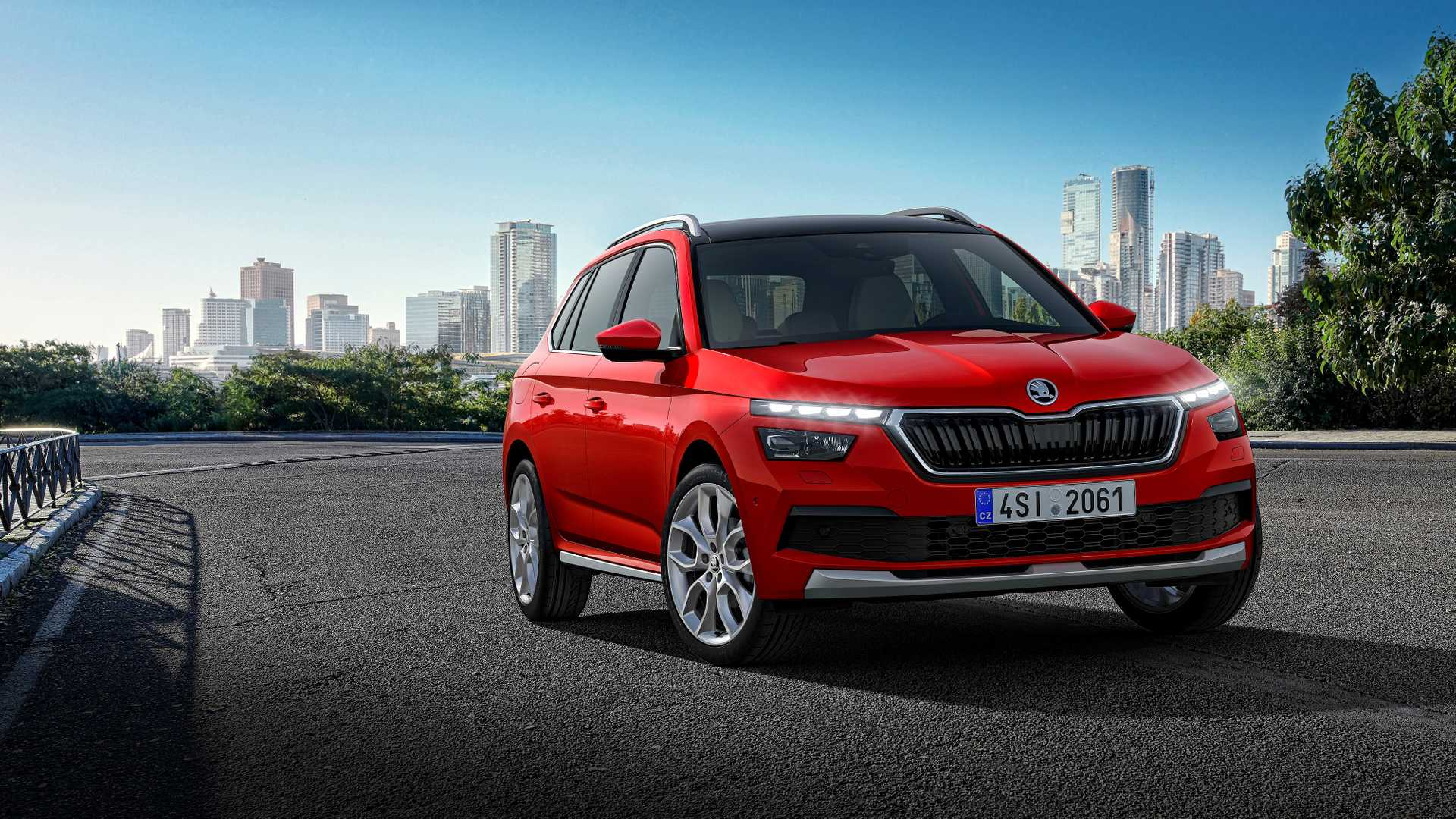 2020 Skoda Kamiq Review - autoevolution