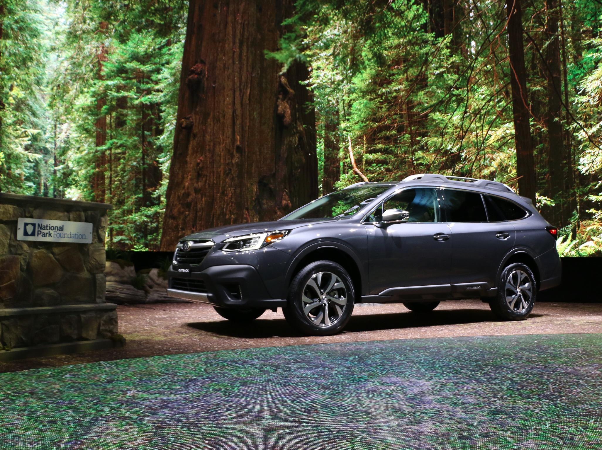 2020 Subaru Outback Review Autoevolution