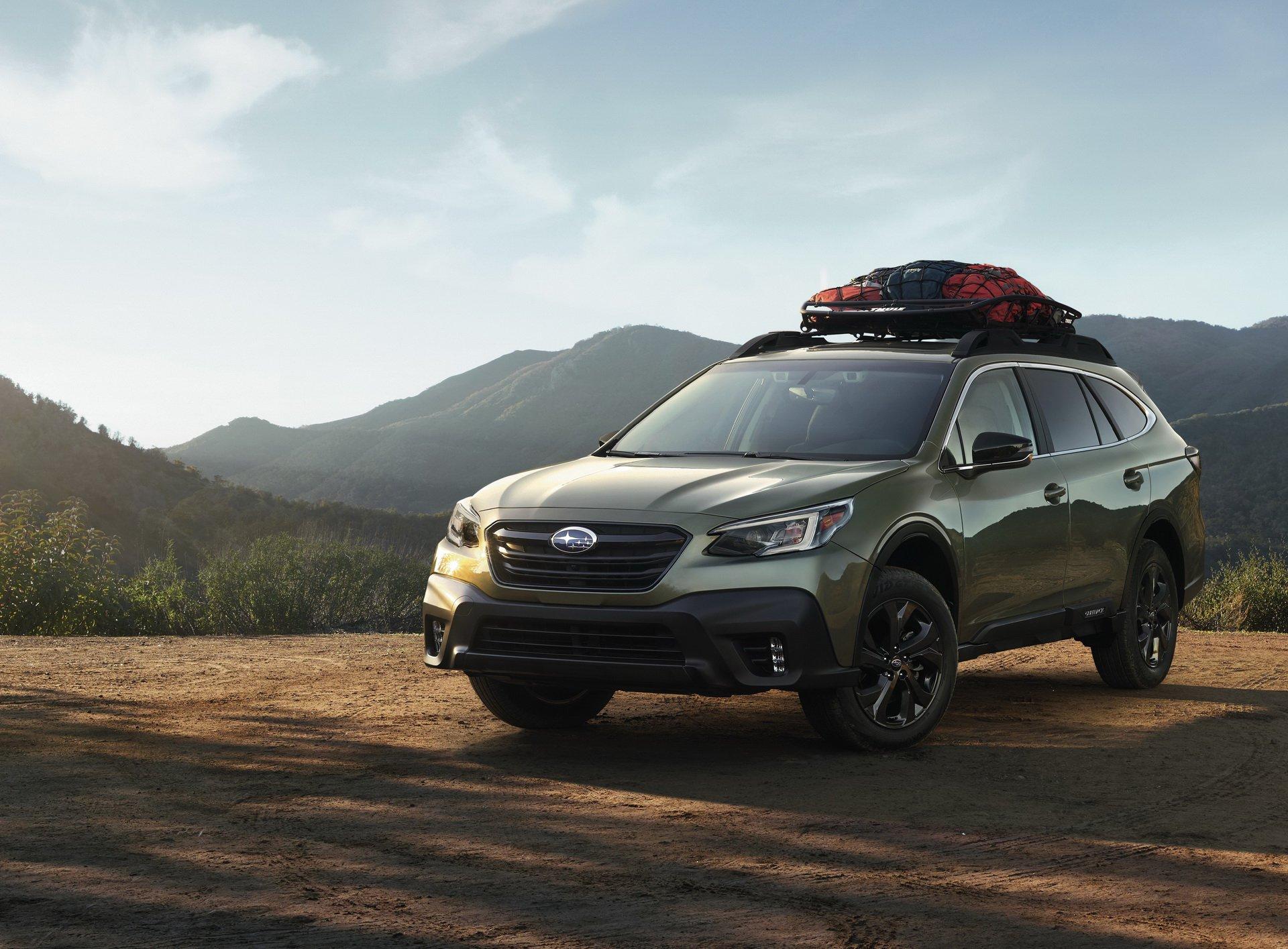 Redesigned 2020 Subaru Legacy Consumer Reports