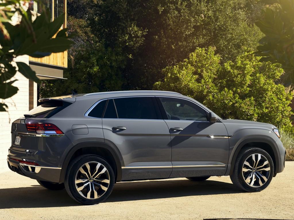 2020 Volkswagen Atlas Cross Sport Review - autoevolution