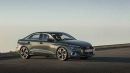 2021 audi a3 sedan review - autoevolution