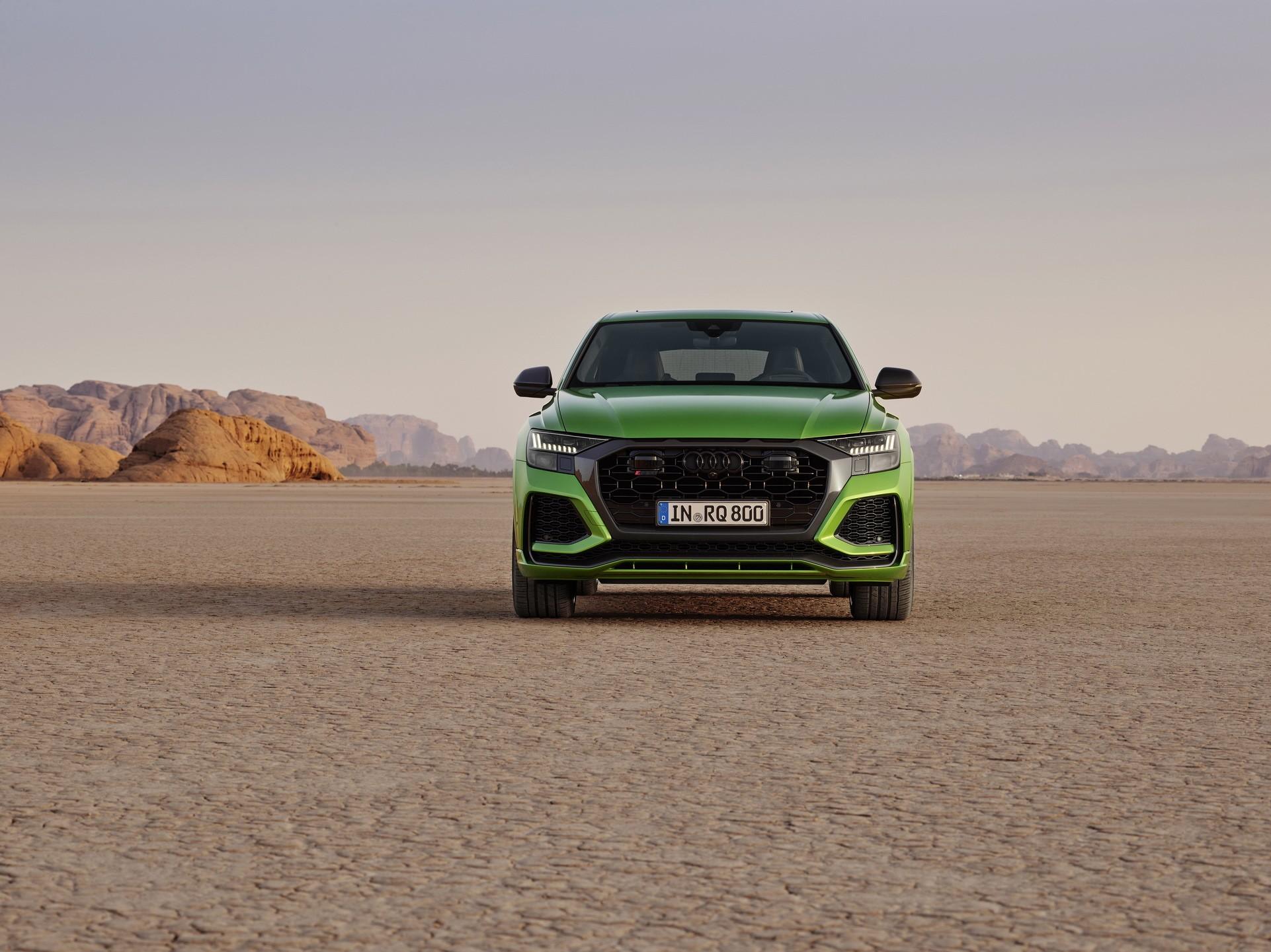 2021 Audi RS Q8 Review - autoevolution