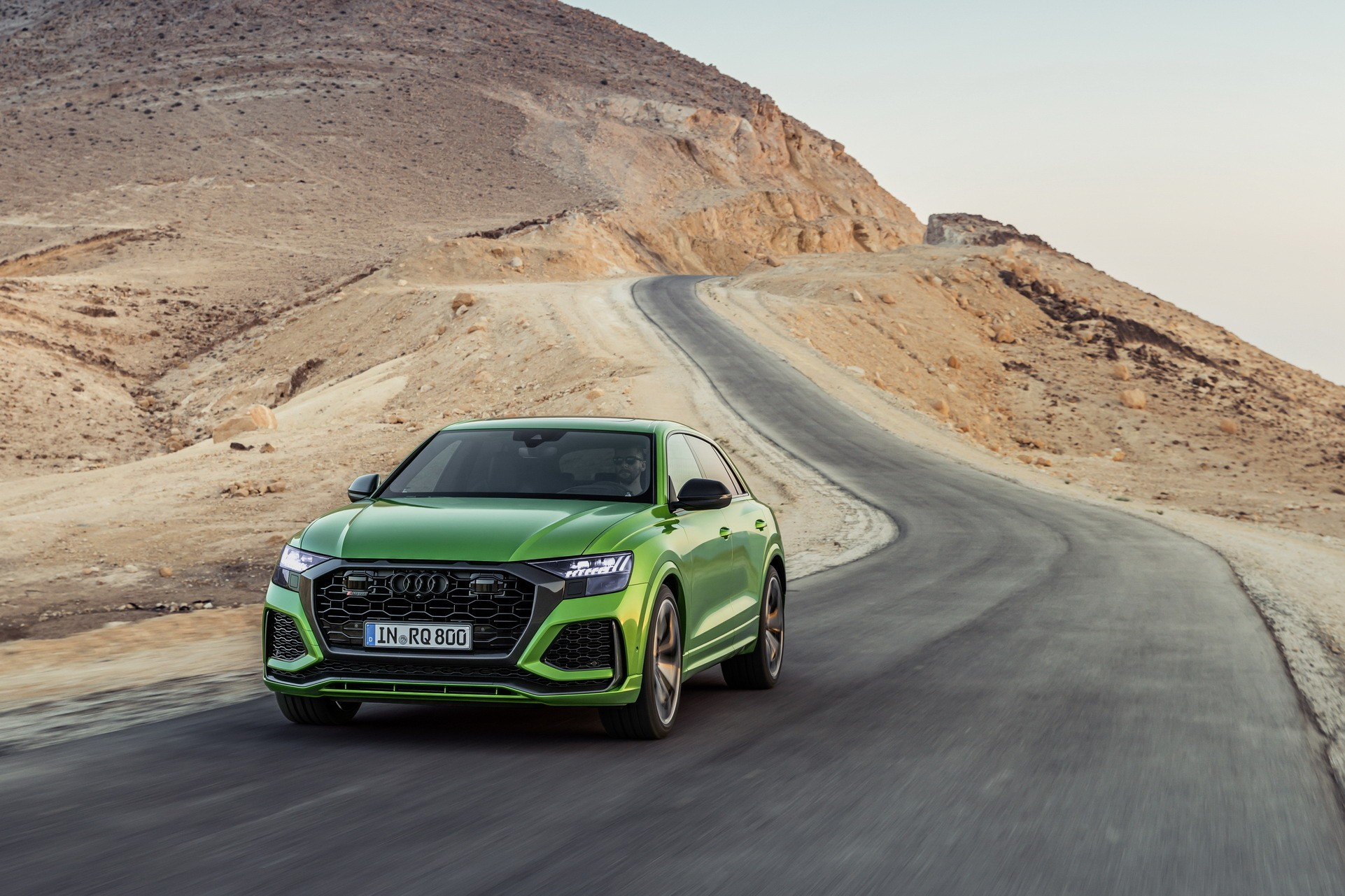 2021 audi rs q8 review  autoevolution