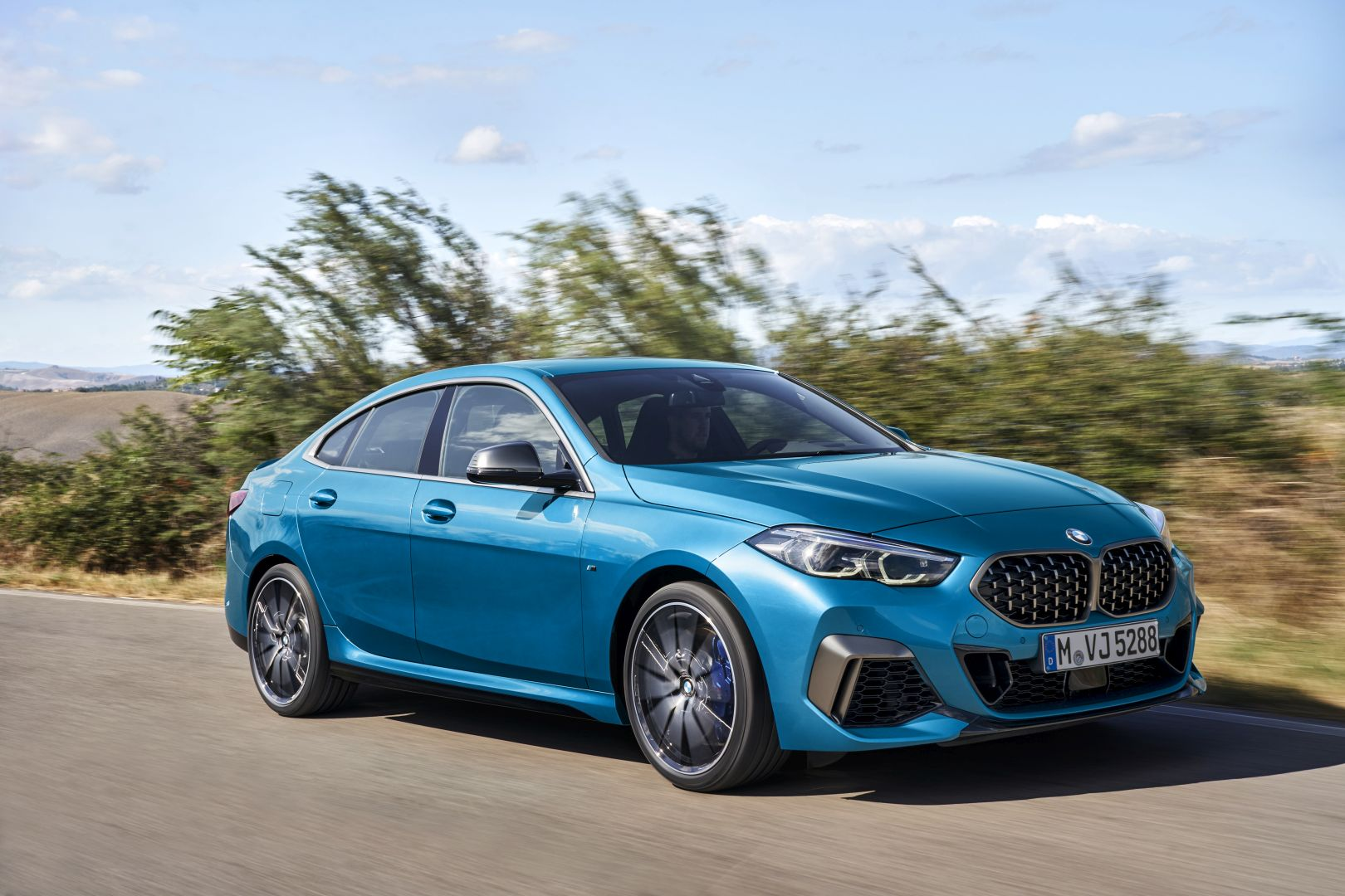 2021 bmw 2 series gran coupe review  autoevolution