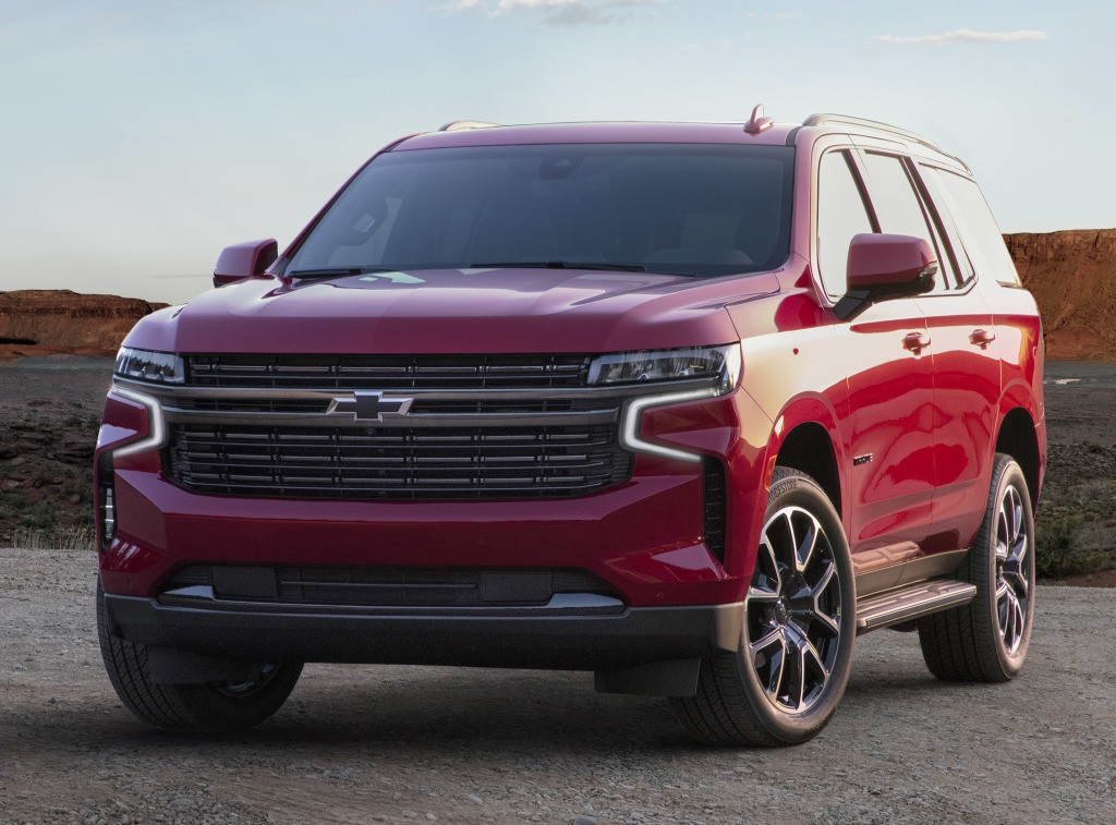 2021 chevrolet tahoe review - autoevolution