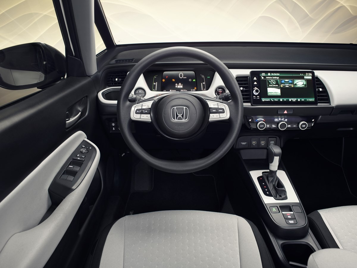 2021 Honda Jazz (Europe) Review - autoevolution