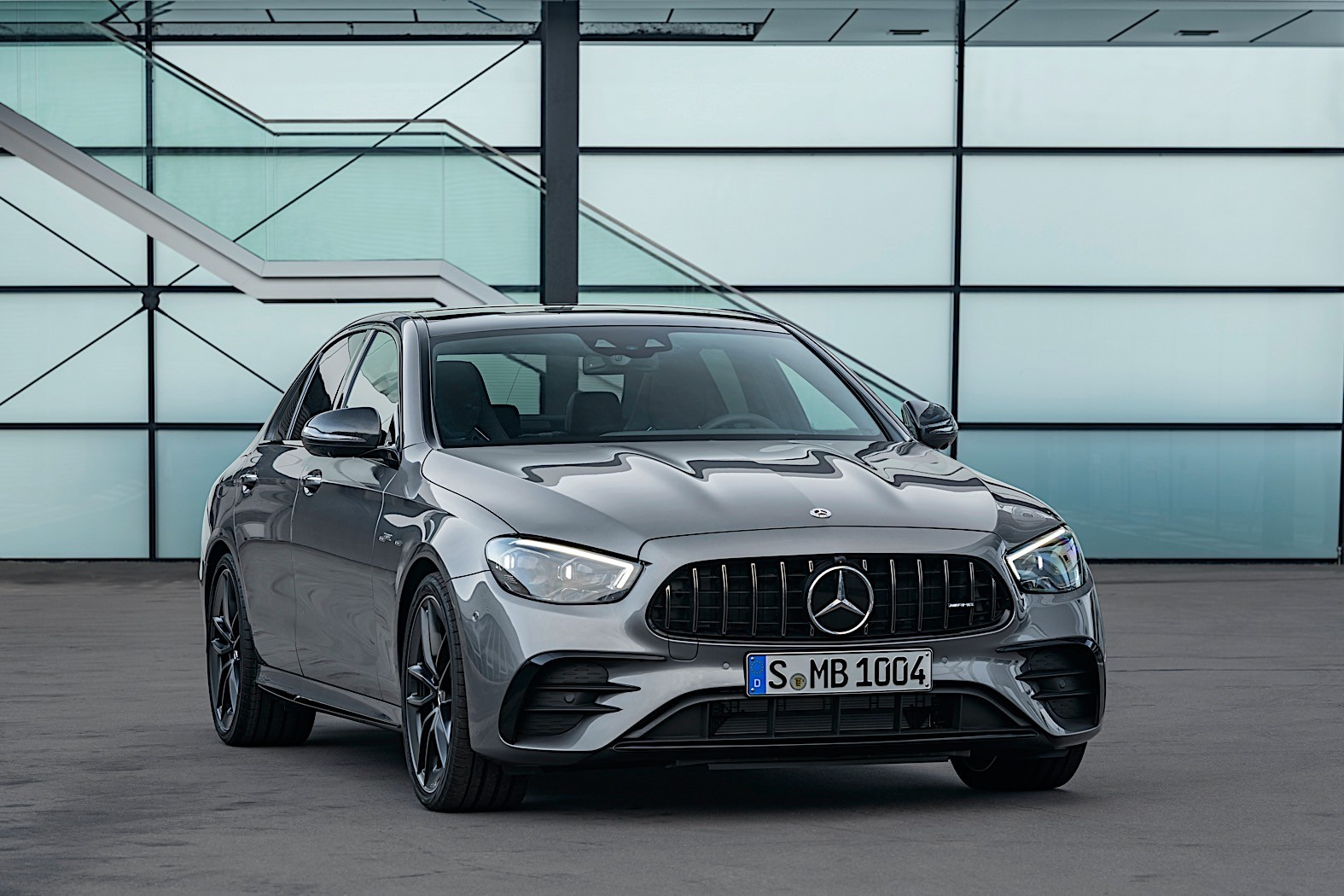 2021 Mercedes-Benz E-Class Review - autoevolution