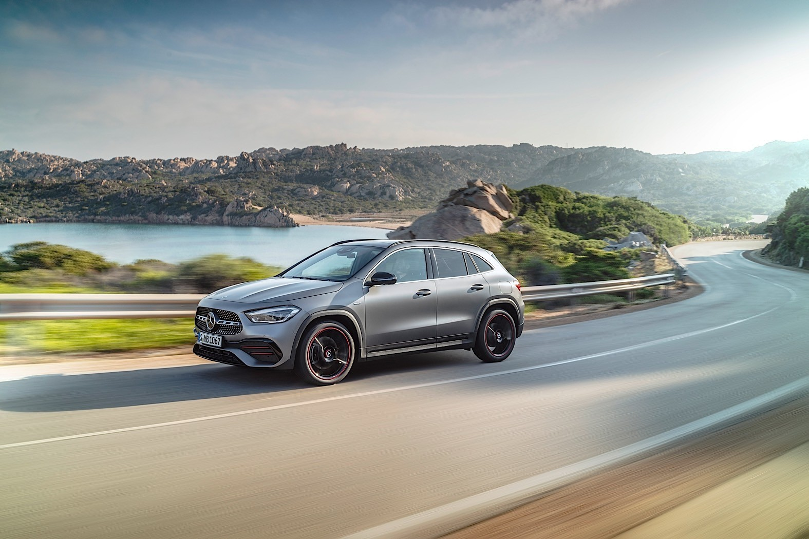 Mercedes-Benz GLA 2021 Review