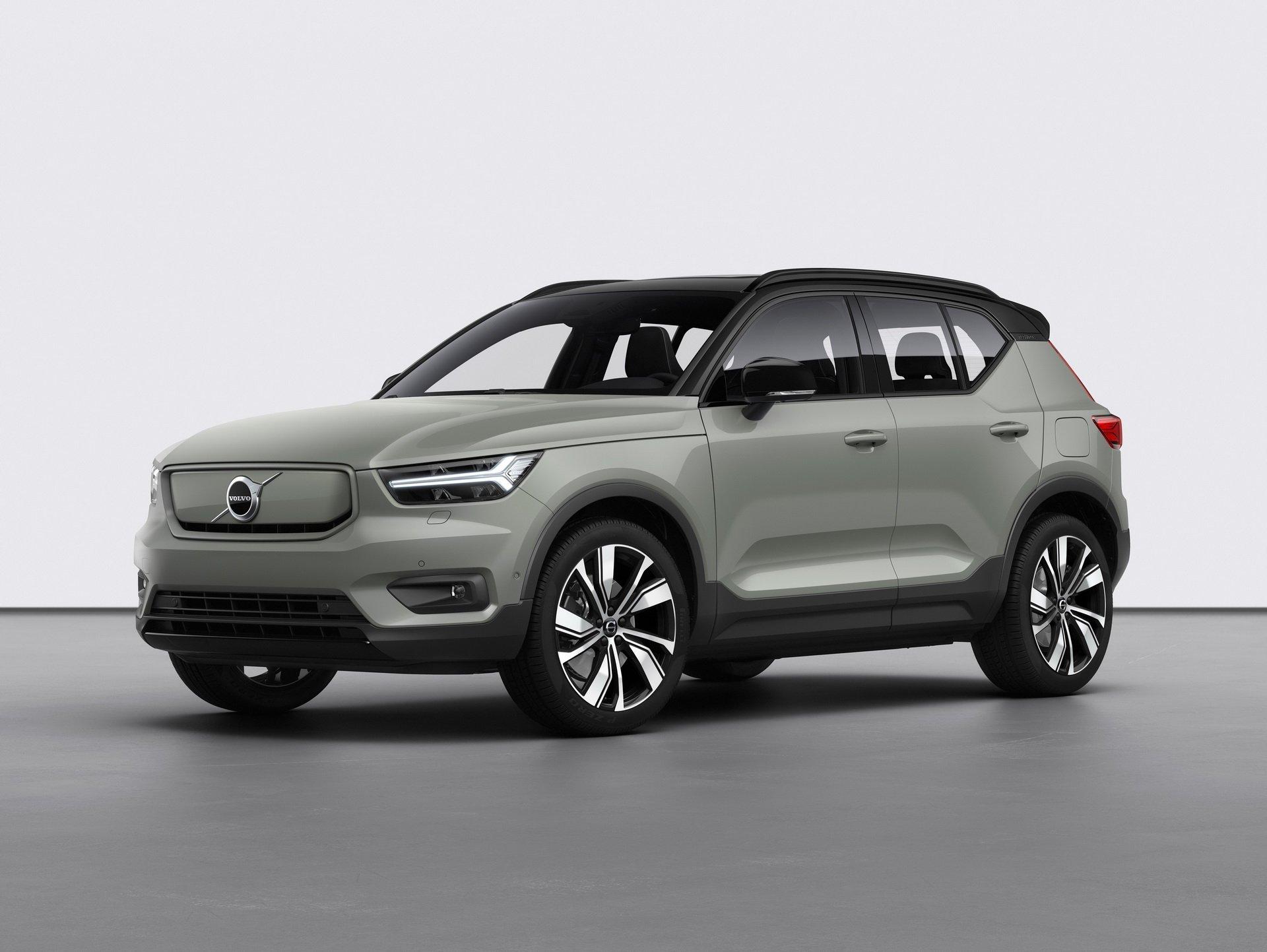 2021 volvo xc40 recharge review  autoevolution