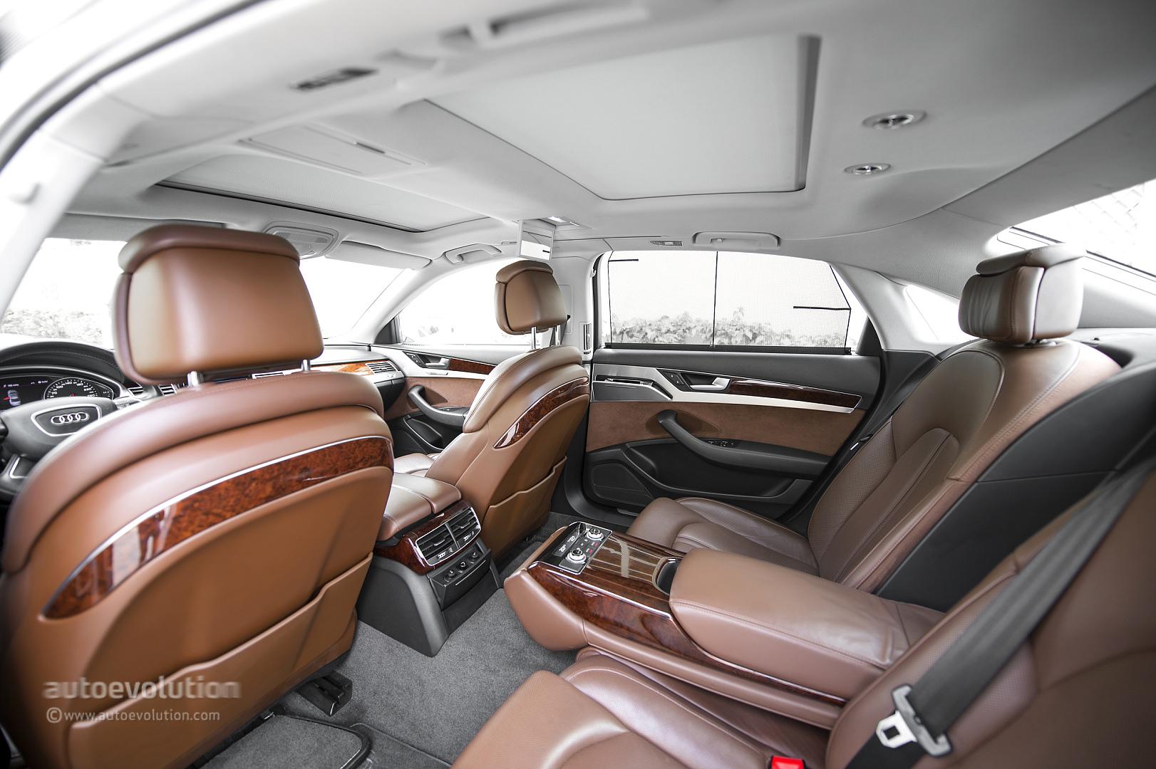 Audi A8 2013 Interior