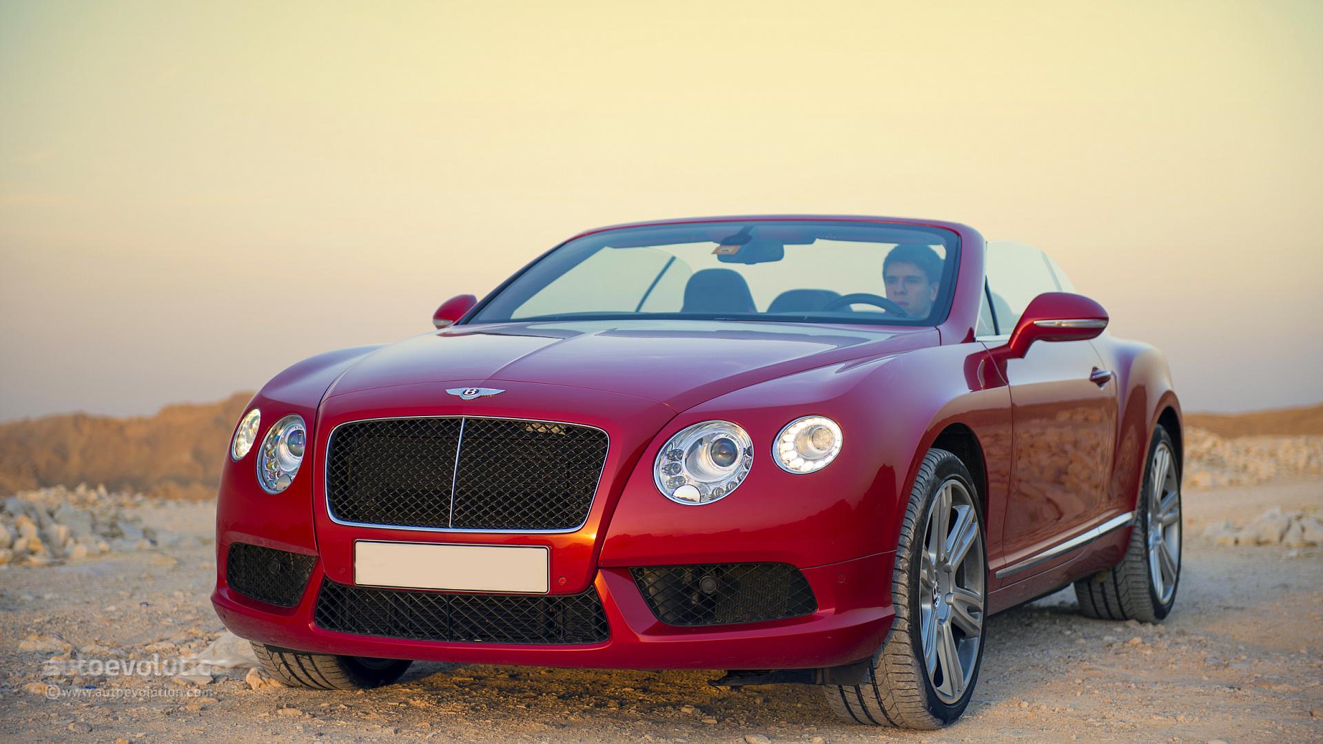 Bentley Continental Gtc V8 Review Autoevolution