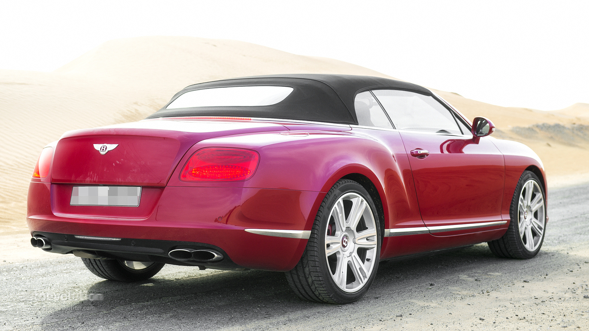 Bentley continental gt w12 review autoevolution - Photo Gallery 53