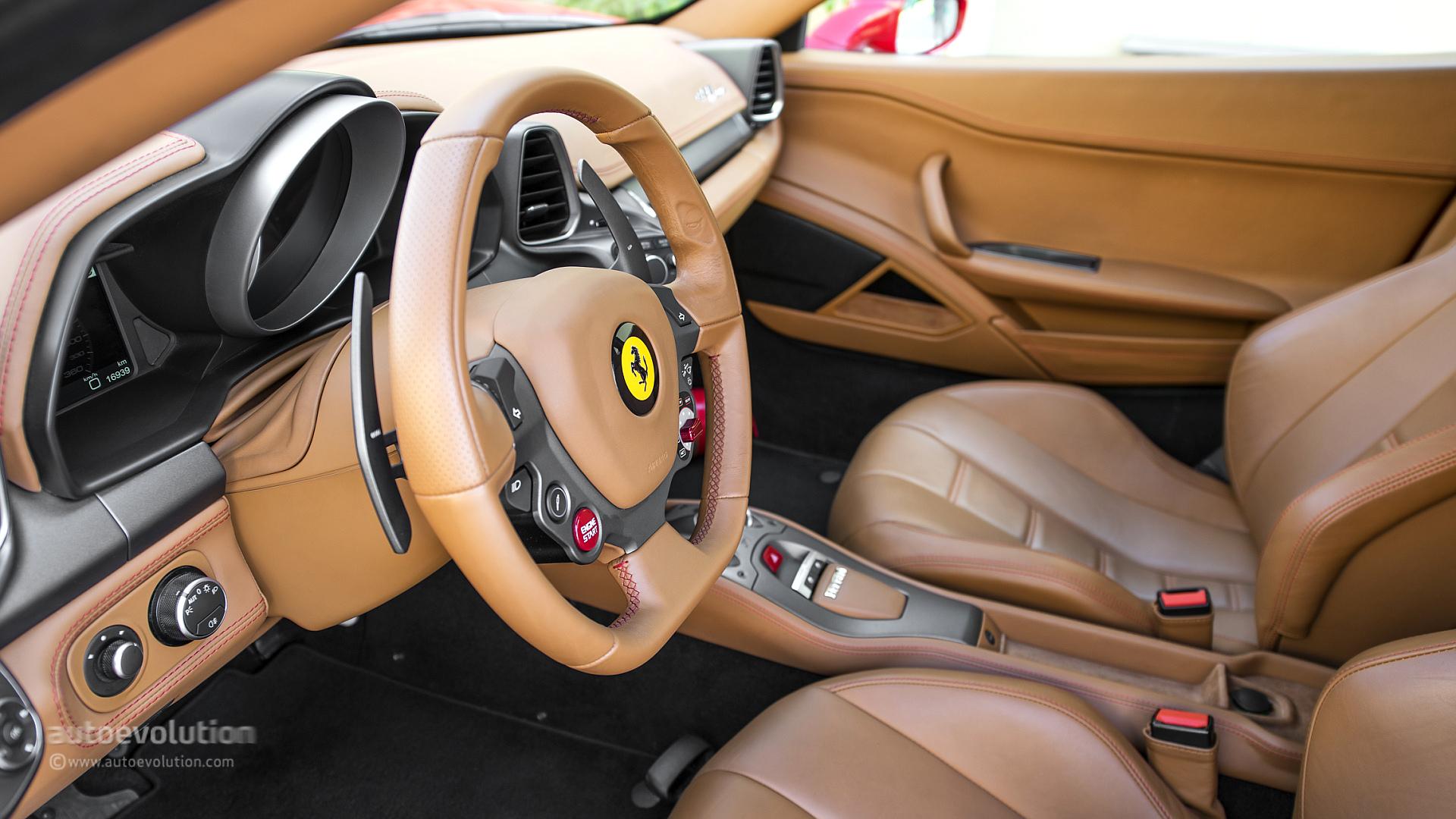 Ferrari 458 italia review autoevolution vanachro Image collections