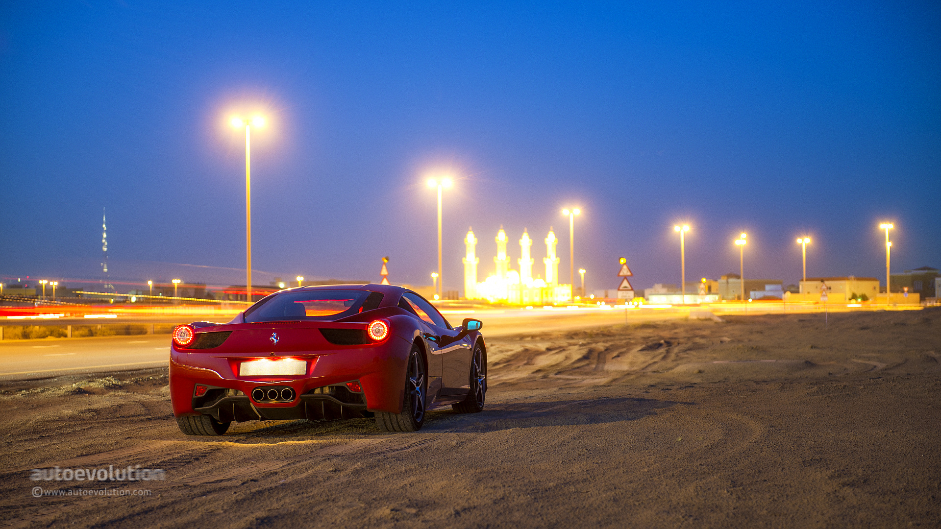Top Wallpaper Night Ferrari - 2013-ferrari-458-italia-test-drive_2  Best Photo Reference-73861.jpg