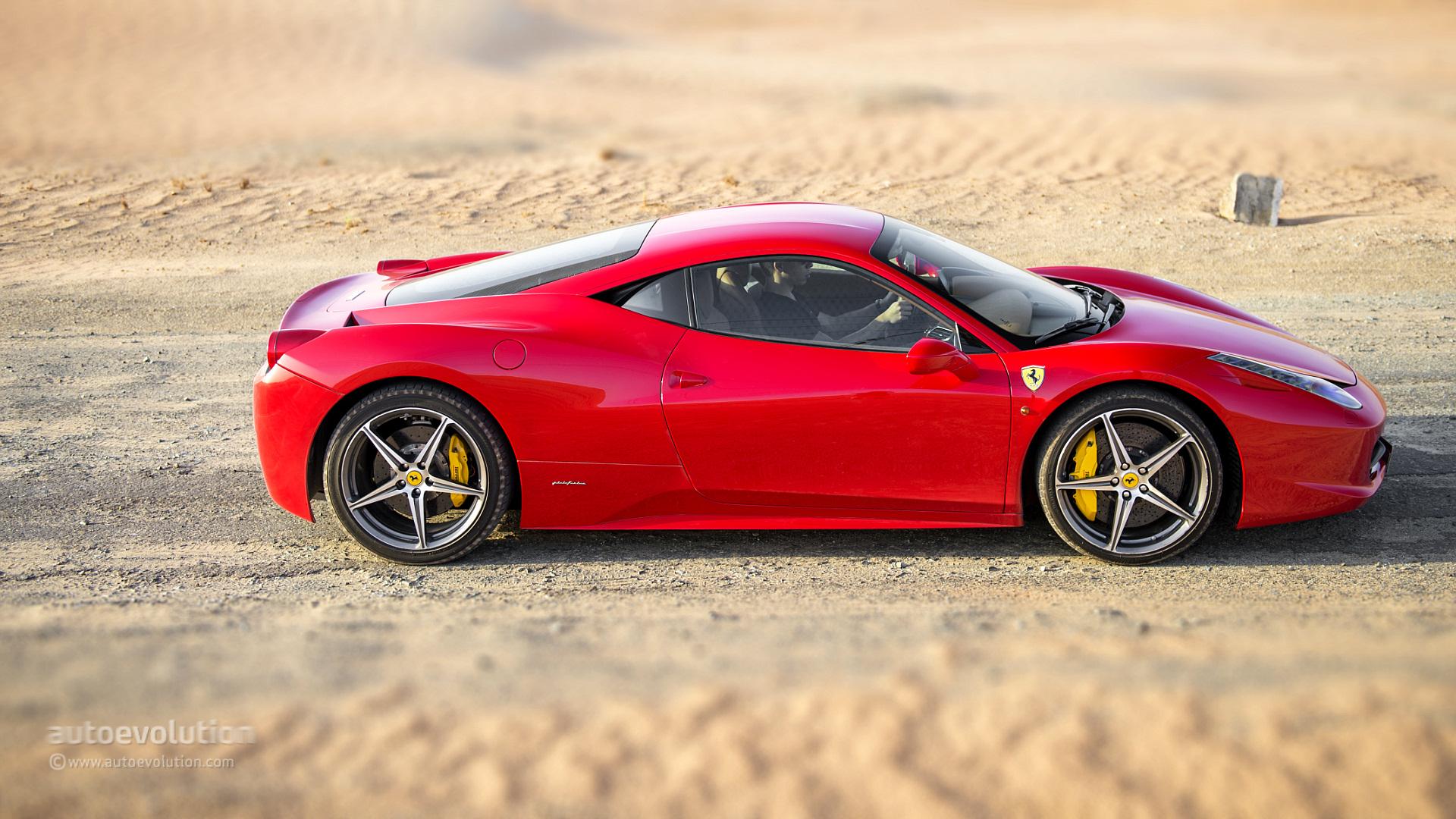 ferrari 458 italia review - autoevolution