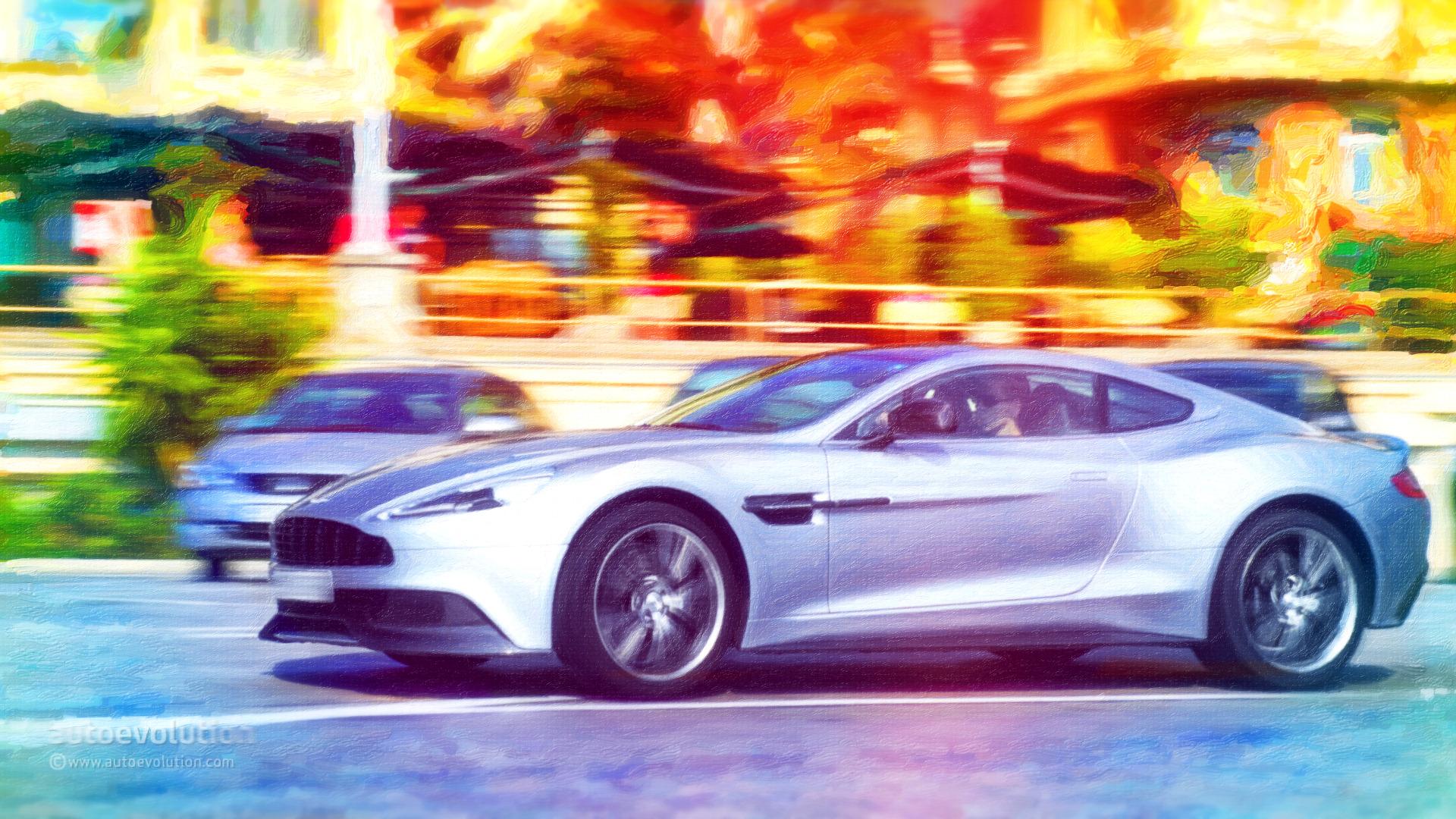 2014 ASTON MARTIN Vanquish Review autoevolution