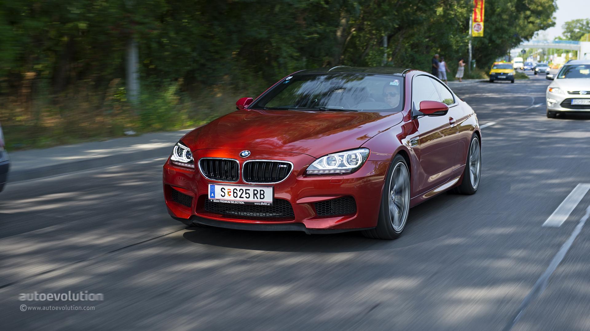 2014 BMW M6 Review  autoevolution
