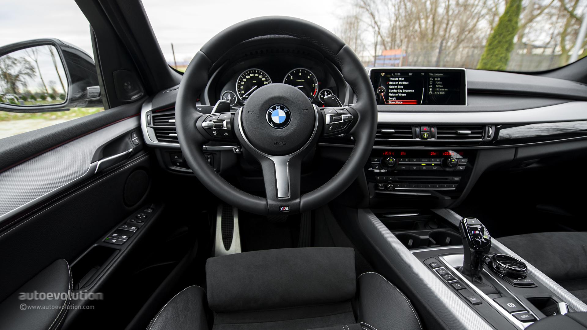 Bmw X5 2017 Interior >> 2014 BMW X5 Review (Page 3) - autoevolution
