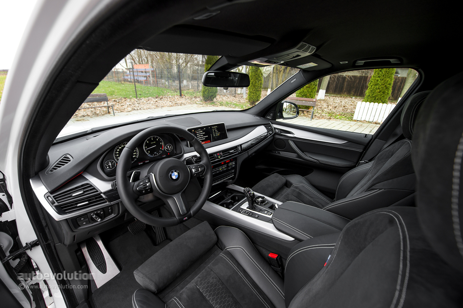 2014 BMW X5 Review Page 4