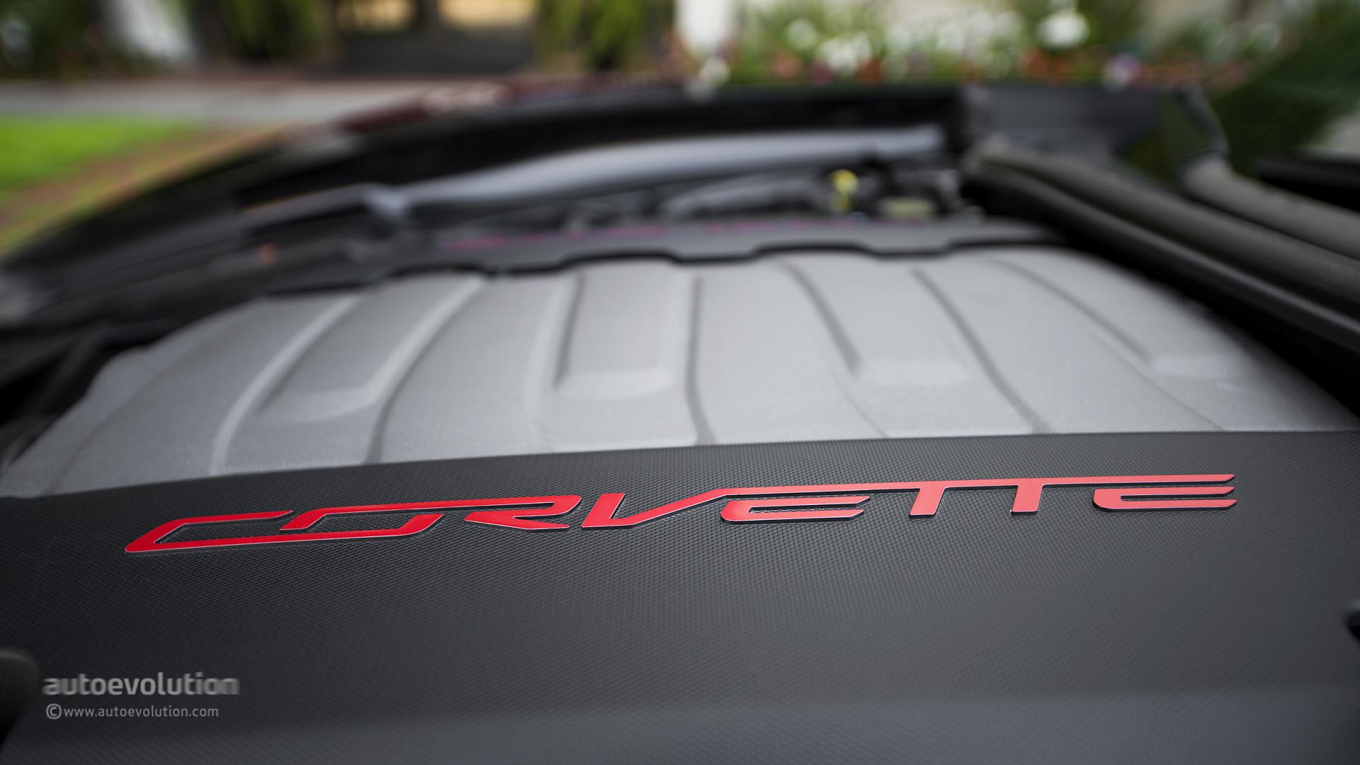 2004 Chevrolet Corvette Z06 Test Drive